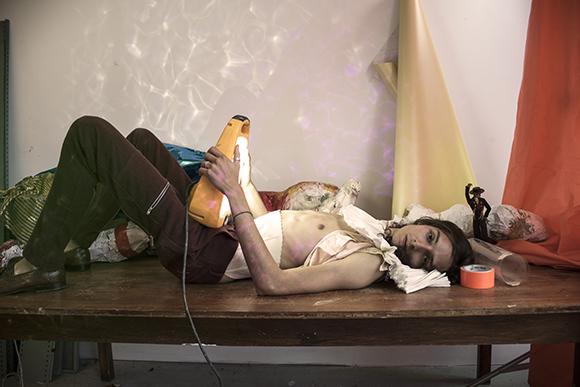 IMAGE BY SLASHSTROKE, PHOTOGRAPHY DAVID POOLE
